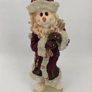 Boyds Bears Jolly Ol' St Frostnick Snow Dooodes
